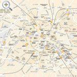 Paris Maps   Top Tourist Attractions   Free, Printable   Mapaplan   Paris Printable Maps For Tourists
