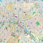 Paris Metro Map #pariscentral | Grab Your Passport | Paris, Paris   Printable Map Of Paris Arrondissements