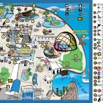 Park Map | Miami Seaquarium   Florida Aquarium Map