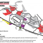 Parking Map | Trip Planner | Nhms   Texas Motor Speedway Parking Map