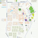 Parking, Maps And Directions To Venues   Events   School Of Arts And   Texas Map Directions
