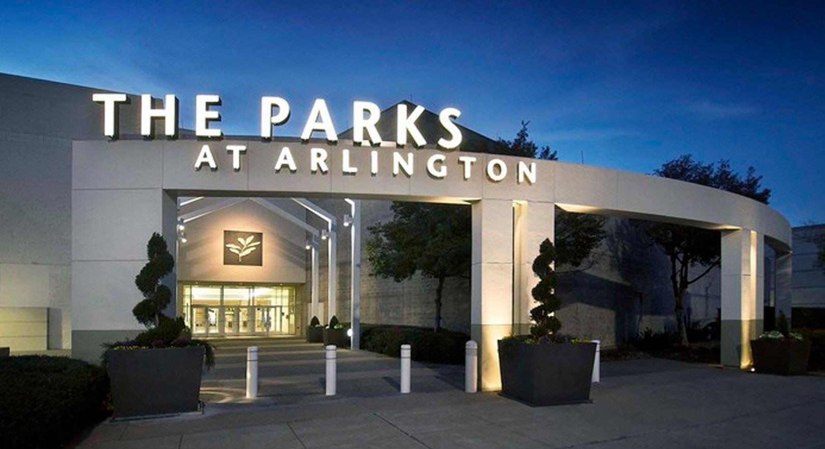 Parks At Arlington Mall | Potato Corner - Map Of The Parks Mall In Arlington Texas
