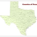 Part 5 Map In World Road   Google Maps Texas Counties