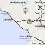 Paso Robles California Map   Klipy   Where Is Paso Robles California On The Map