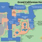 Passporter's Disneylandlive! Guide: Always Up To Date!   California Hotel Map