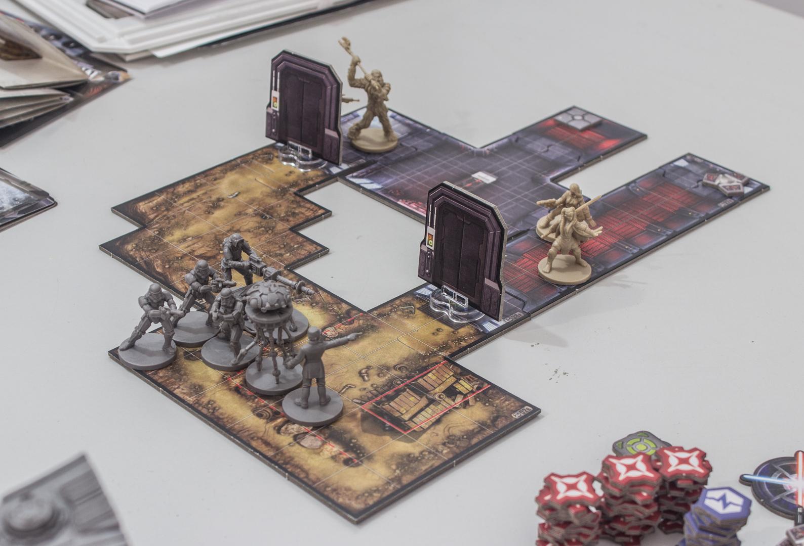 Paul's Star Wars Miniatures: Star Wars Imperial Assault Photos - Star Wars Miniatures Printable Maps