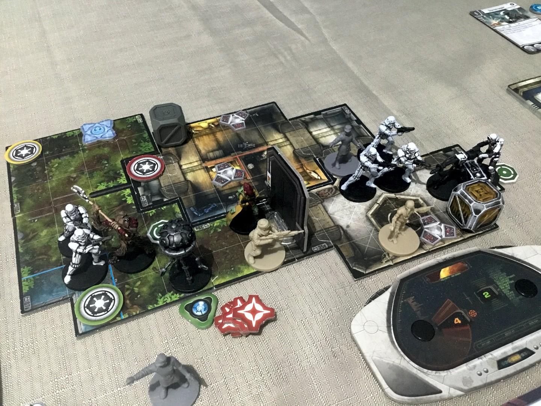 Paul's Star Wars Miniatures - Star Wars Miniatures Printable Maps