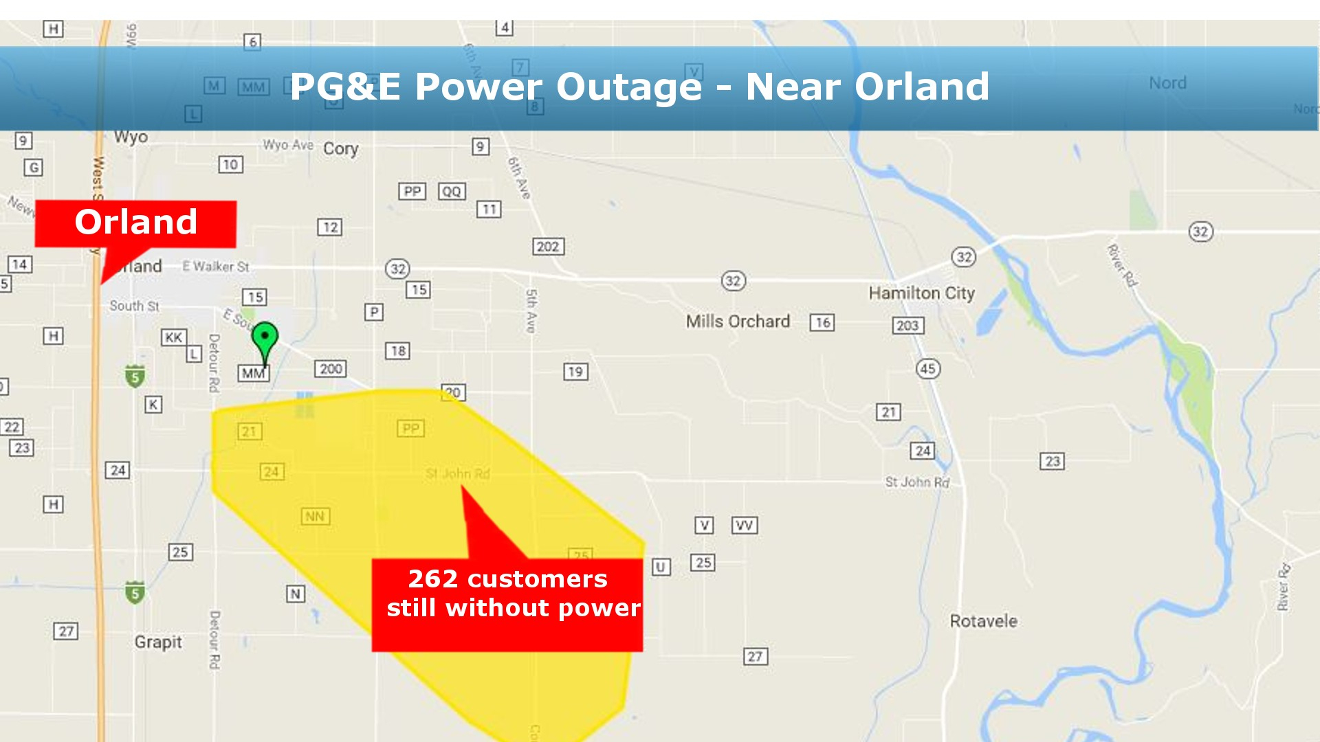 Pge Outage Map Fabulous Pg&e Power Outage Map - Wakefulnessmagicpill - Pge Outages Map California
