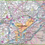 Philadelphia Area Map   Printable Map Of Philadelphia