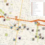 Philadelphia Printable Tourist Map | Free Tourist Maps   Printable Map Of Philadelphia