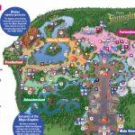 Photo   Storybook Circus On New Magic Kingdom Park Map Today   Magic Kingdom Orlando Florida Map