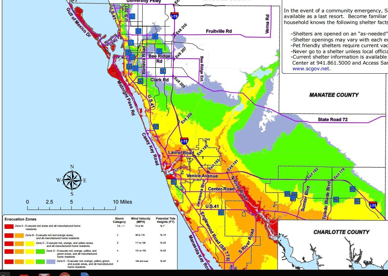 Pinelender Robertson On Florida | Pinterest | Florida Living - Sarasota County Florida Elevation Map