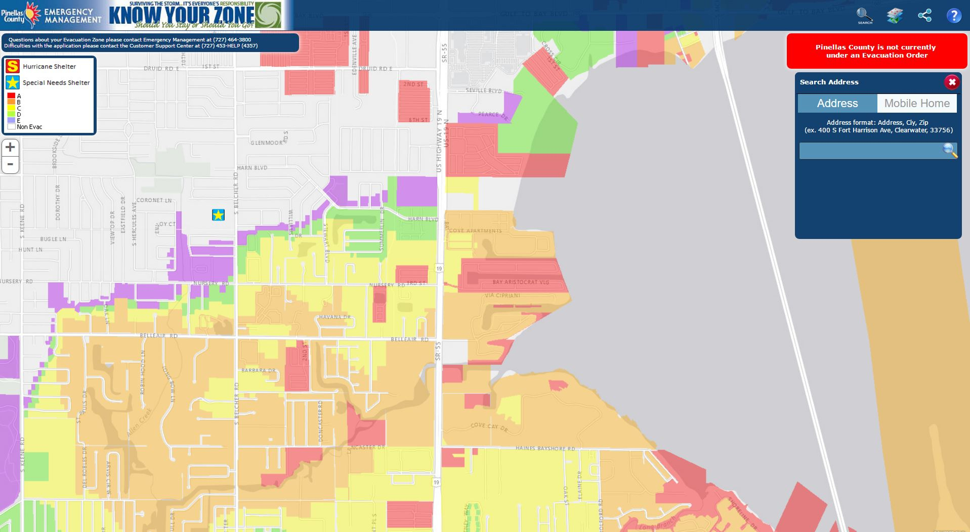 Pinellas County Enterprise Gis - Florida Parcel Maps