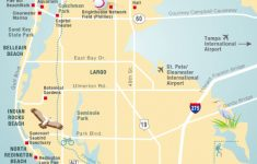 Pinellas County Map Clearwater, St Petersburg, Fl | Travel In 2019 – St Pete Florida Map