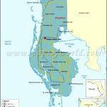 Pinellas County Map, Florida   Redington Beach Florida Map