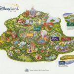 Pinitachi On Wanderlust | Disney Map, Disney World Parks, Disney   Map Of Disney World In Florida