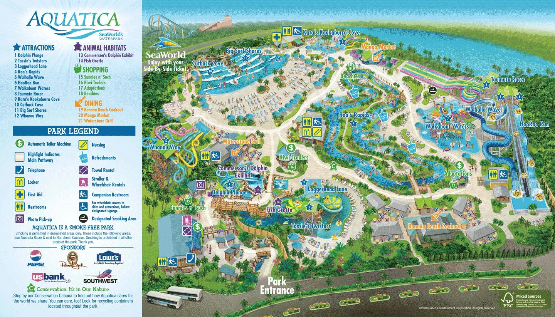 Pinjerry Dowds On Fartheristibin   Pinterest   Orlando Map - Seaworld Orlando Map 2018 Printable