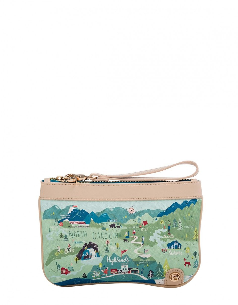 Pinspartina 449 On Greetings From Collection | Pinterest - Florida Map Purse