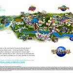 Plan Universal Studios Resort | Le Courrier De Floride   Universal Studios Florida Map 2018