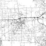 Plant City, Florida   Area Map   Light | Hebstreits Sketches   Plant City Florida Map