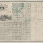 Plat Of The City Of Leroy, Marion County, Florida – Touchton Map Library – Marion County Florida Plat Maps