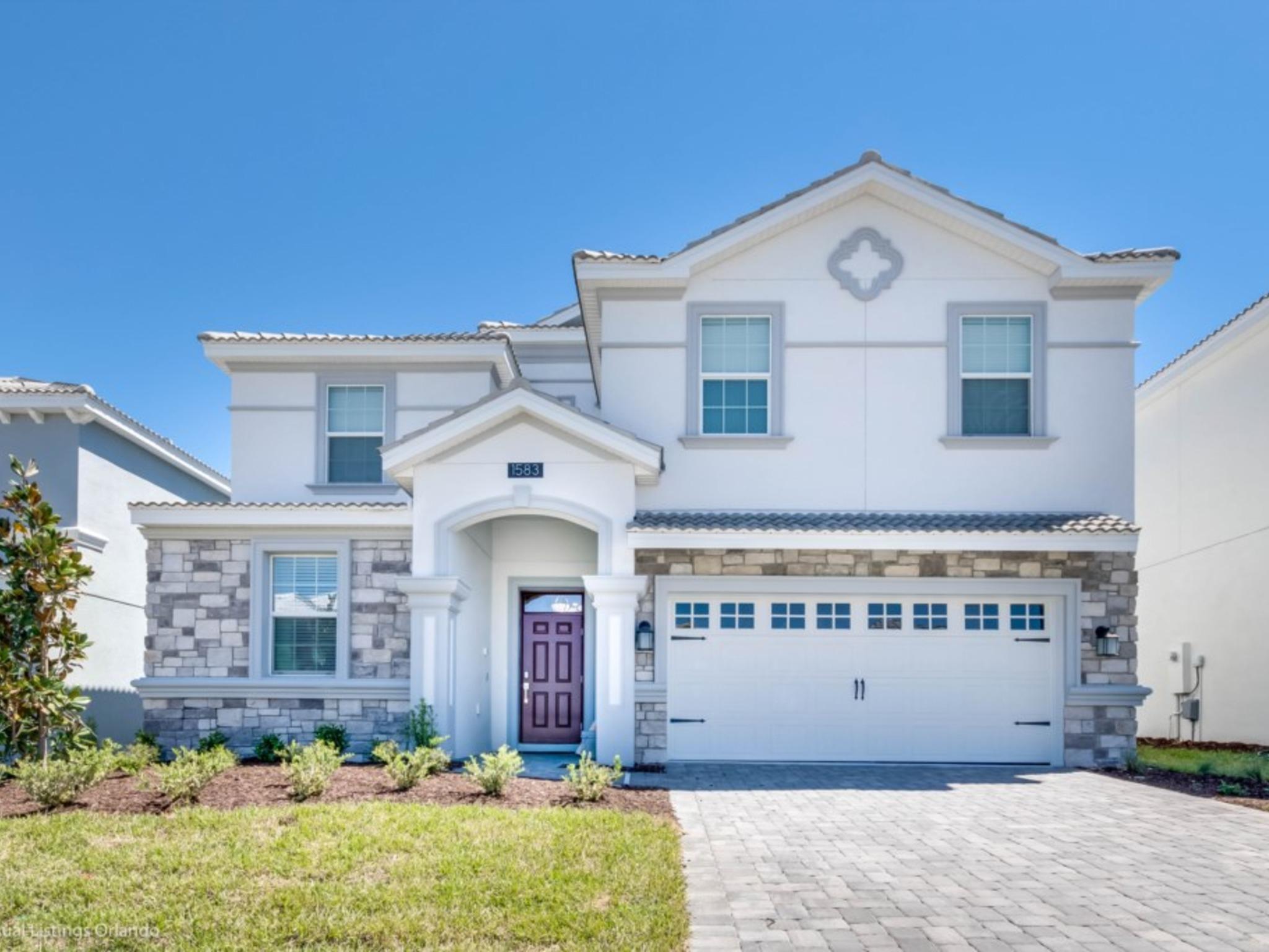 Plunker Drive Villa #258881, Davenport , Fl | Vacation Rentals - Davenport Florida Hotels Map