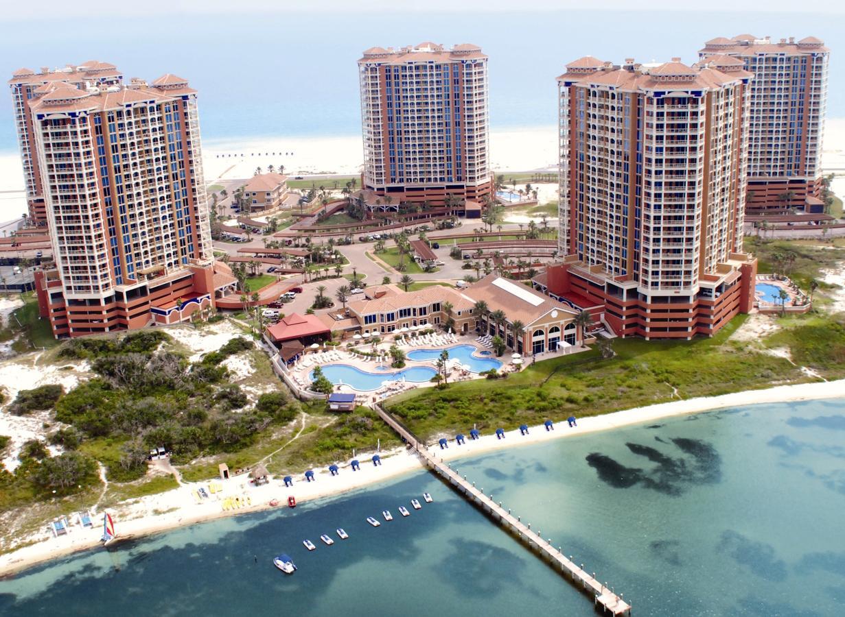 Portofino Island Resort, Pensacola Beach, Fl - Booking - Map Of Hotels In Pensacola Florida