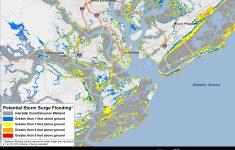 Potential Storm Surge Flooding Map – Houston Texas Flood Map