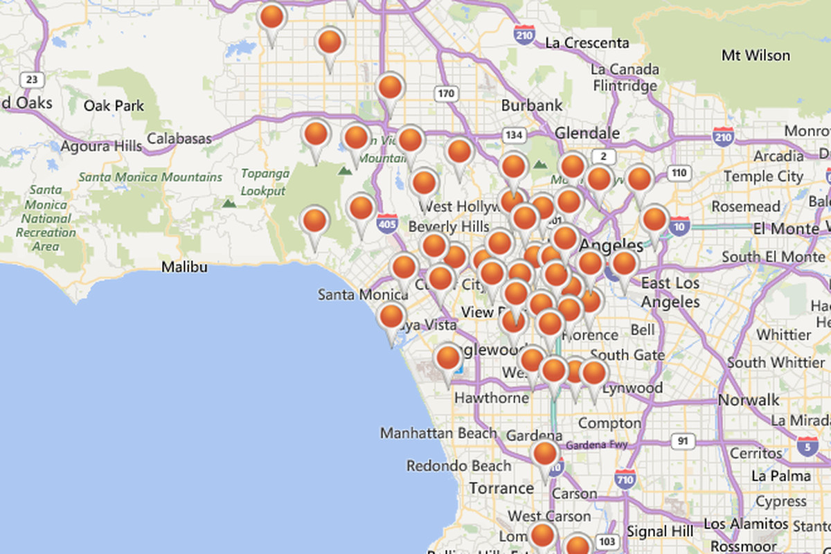 Power Outages Los Angeles Google Maps California California Power - Google Maps Calabasas California