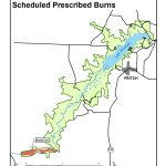 Prescribed Burn Planned For Lake Meredith National Recreation Area   Fritch Texas Map