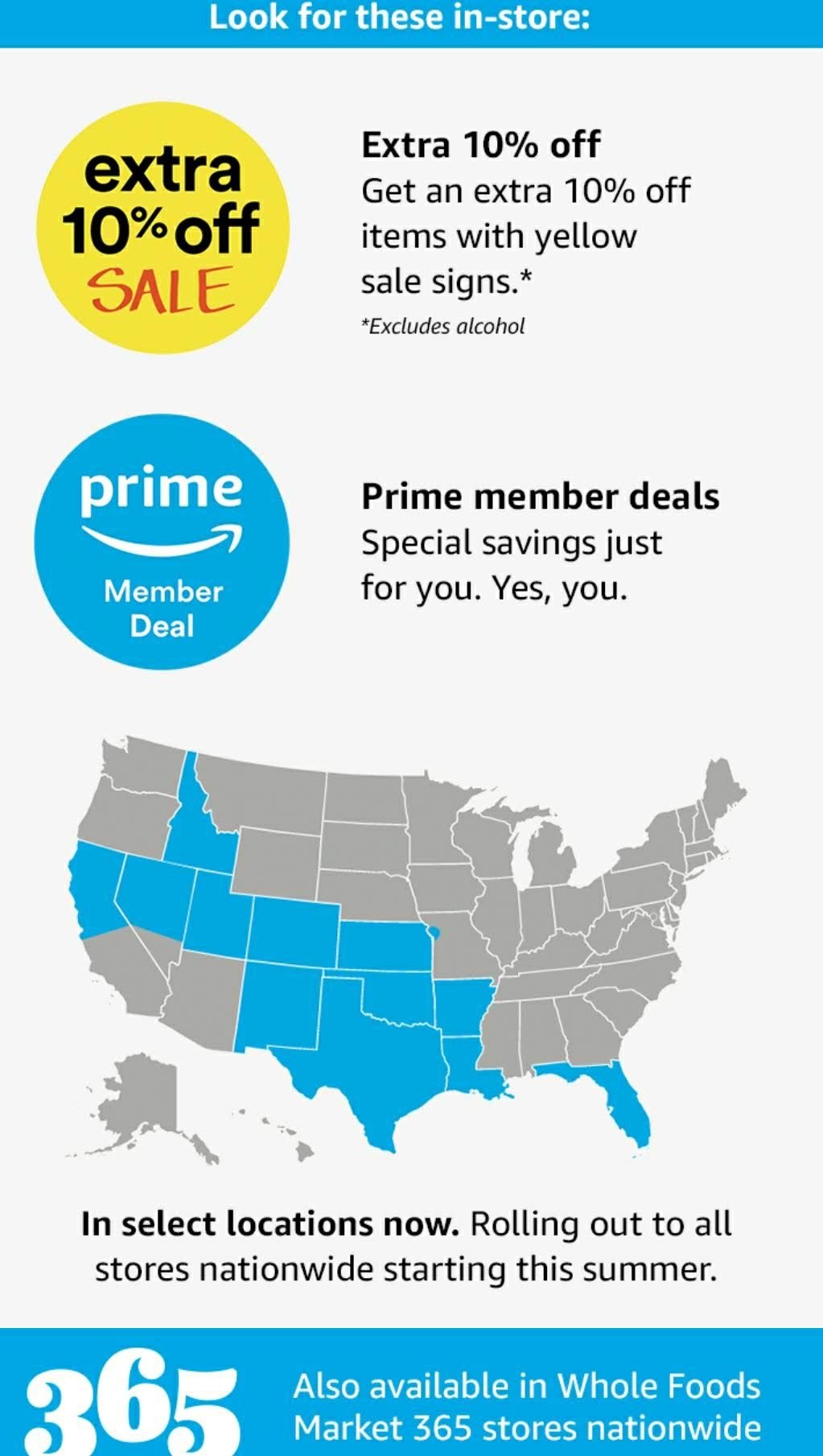 Prime Savings At Whole Foods Market - Loving This Life! - Whole Foods Florida Locations Map