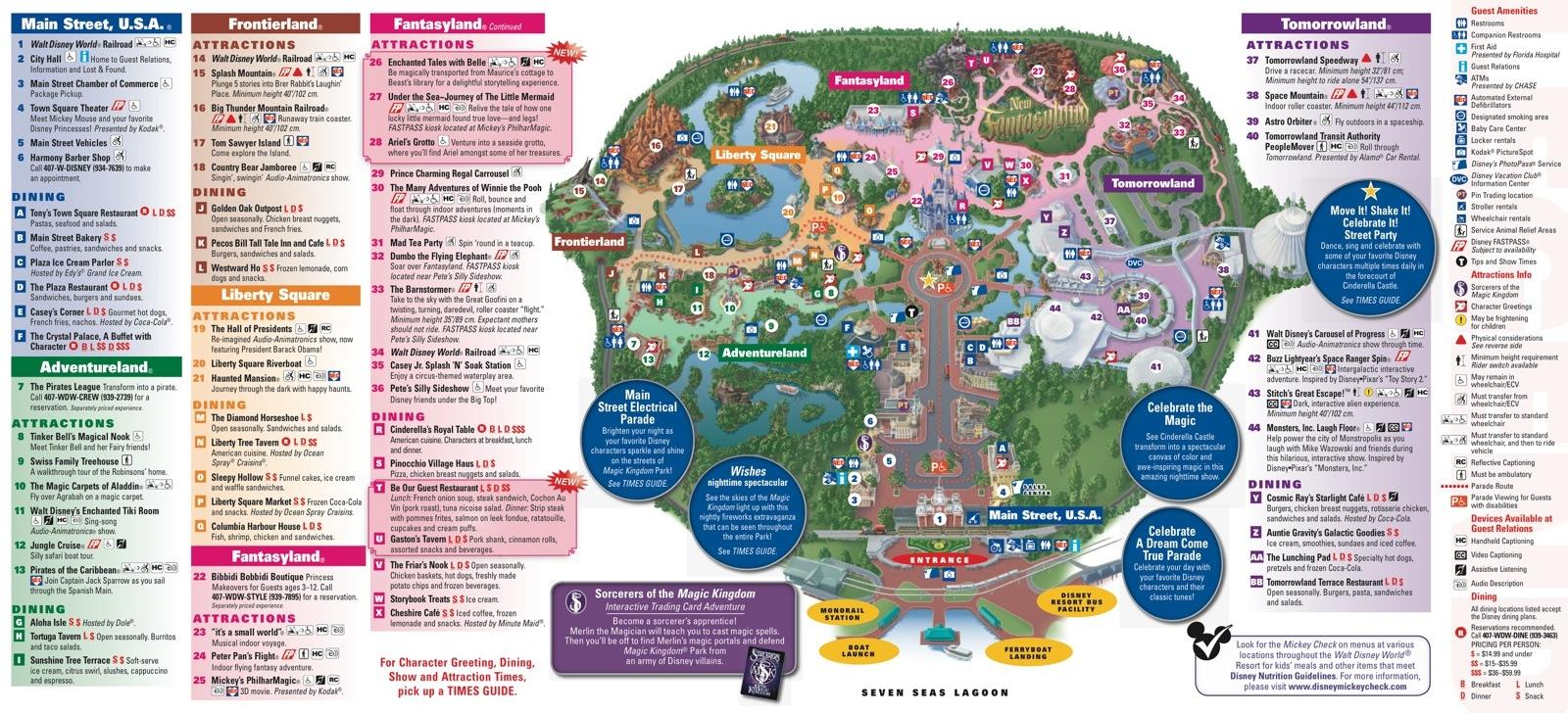 Printable Disney World Animal Kingdom Map Google Map Disney World - Printable Disney Maps