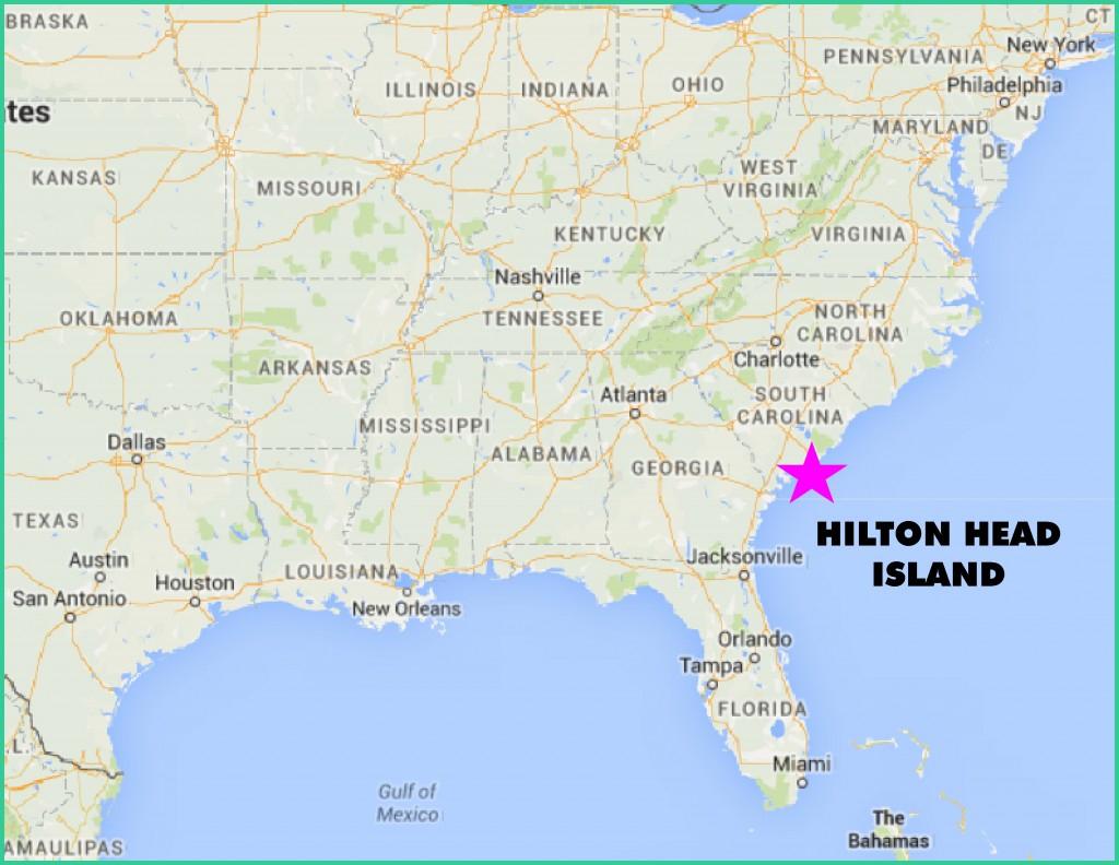 Printable Map Hilton Head | Download Them Or Print - Hilton Head Florida Map
