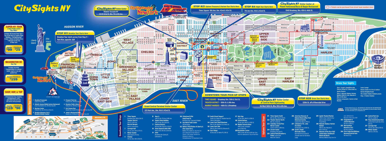 Printable Map Manhattan Pdf | Download Them Or Print - Printable Street Map Of Manhattan