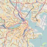 Printable Map Of Boston | World Map Photos And Images   Printable Map Of Boston