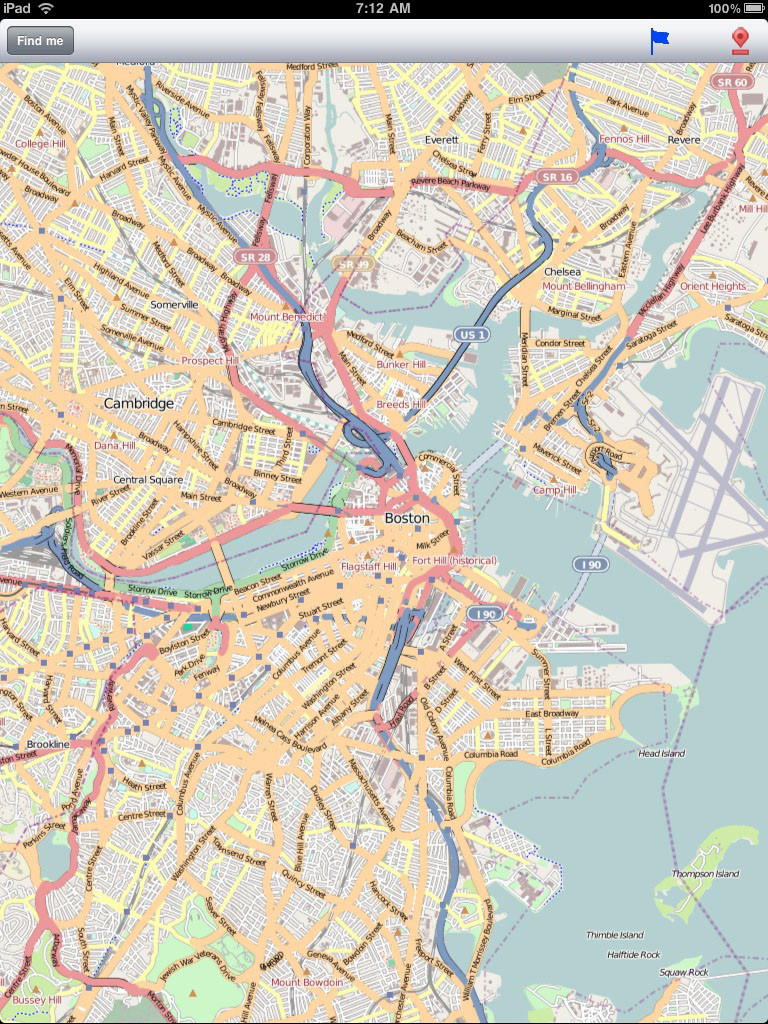 Printable Map Of Boston   World Map Photos And Images - Printable Map Of Boston
