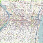 Printable Map Of Philadelphia And Travel Information | Download Free   Printable Map Of Historic Philadelphia