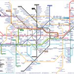 Printable Map Of The London Underground – Jowo   London Metro Map Printable