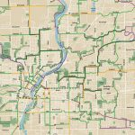 Printable Map Rockford Il | Download Them And Try To Solve   Printable Map Of Rockford Il