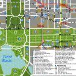Printable Map Washington Dc | National Mall Map   Washington Dc   Printable Washington Dc Metro Map