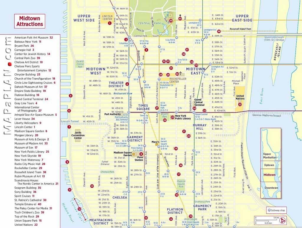 Printable Maps New York City | Bestprintable231118 - Free Printable Map Of New York City