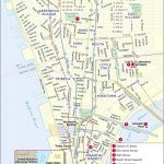 Printable New York Street Map | Travel Maps And Major Tourist   Printable City Street Maps
