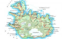 Printable Road Map Of Iceland And Travel Information | Download Free – Printable Tourist Map Of Iceland