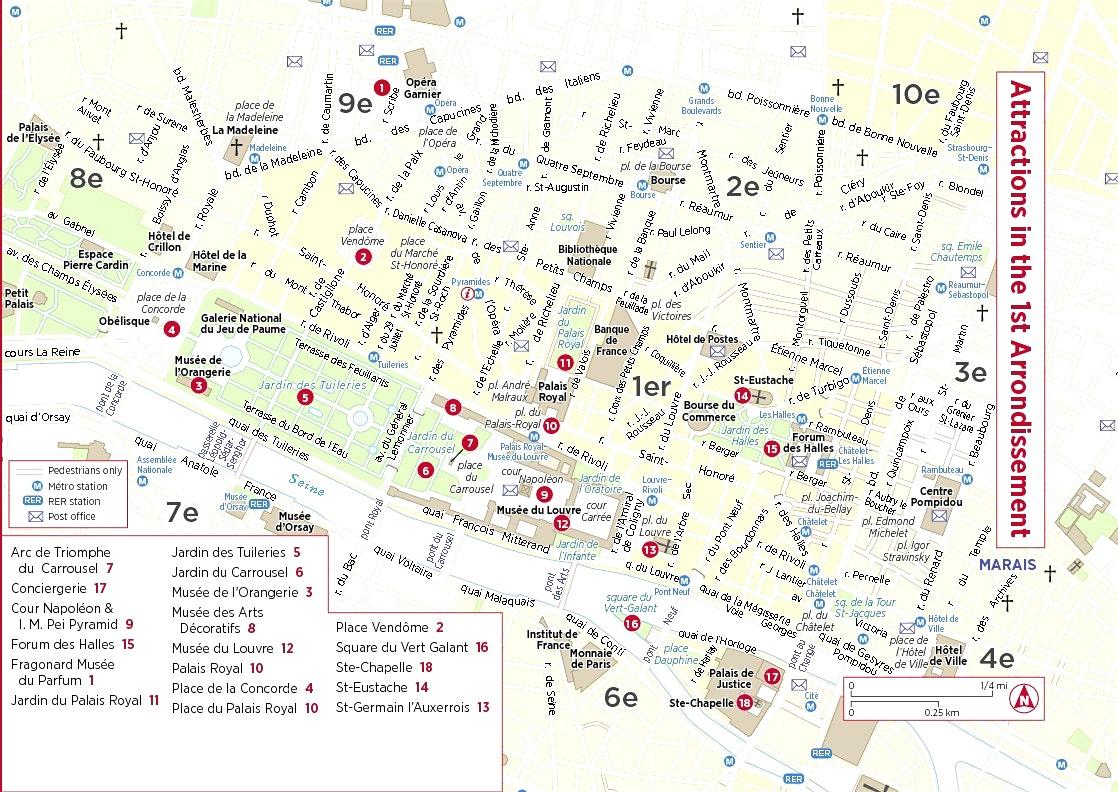 Printable Street Map Of Paris Download Printable Street Map Paris - Paris Printable Maps For Tourists