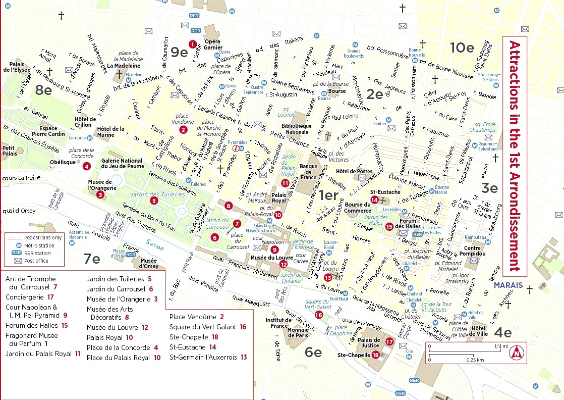 Printable Street Map Of Paris Download Printable Street Map Paris - Printable Map Of Paris Arrondissements