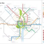 Project: Washington Dc Metro Diagram Redesign – Cameron Booth   Printable Washington Dc Metro Map