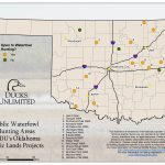 Public Hunting On Du Projects In Oklahoma – Texas Type 2 Hunting Land Maps