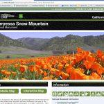Public Room: California: Chuckwalla Meccacopia Main Ohv Routes   Blm Ohv Maps California