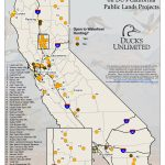 Public Waterfowl Hunting Areas On Du Public Lands Projects   Texas Public Hunting Map