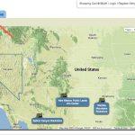 Publiclands   Nevada   California Public Lands Map